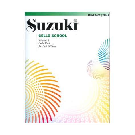 Suzuki Cello Books by Suzuki Cello School Books 1 To 10 The Violin Channel Store