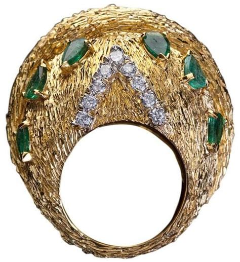 308 best images about rings on michal negrin