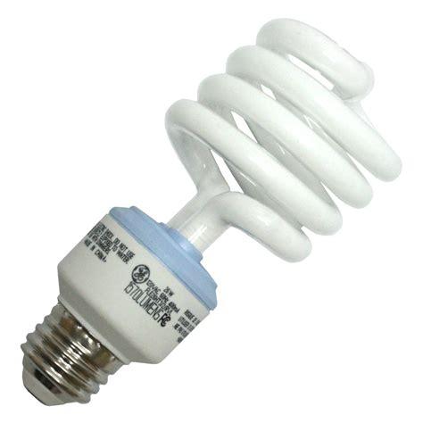 Ge Fluorescent Light Bulbs by Ge 75408 Fle26ht3 2 Rvl Twist Medium Base Compact