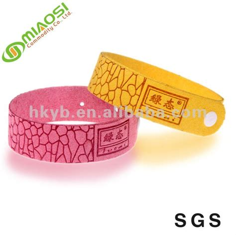 MR 502 OEM wristband ! Microfiber natural insect repellent