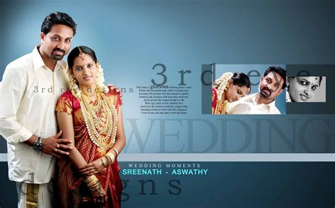 Wedding Album Design Demo by Indian Wedding Album Design Kerala 3rdeyedesigns Kerala