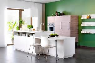 Kitchen Designs For Small Kitchens With Islands Modne Wnętrza Trendy 2014 2015 Pok 243 J