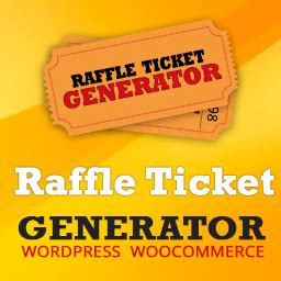 Giveaway Generator - raffle ticket generator woocommerce addendio find plugins and themes