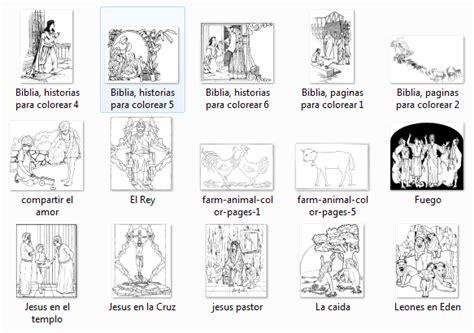 imagenes biblicas en pdf 90 dibujos biblicos para colorear recursos b 237 blicos