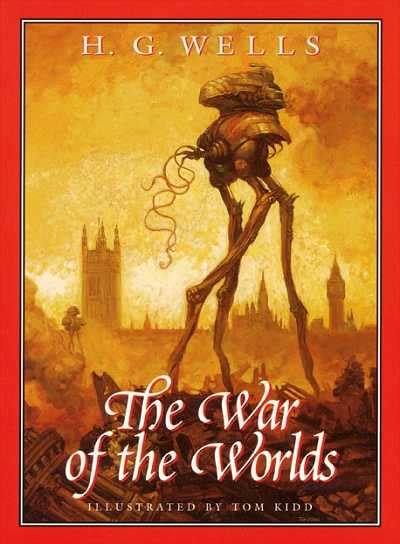 the war of the worlds books h g the war of the worlds review
