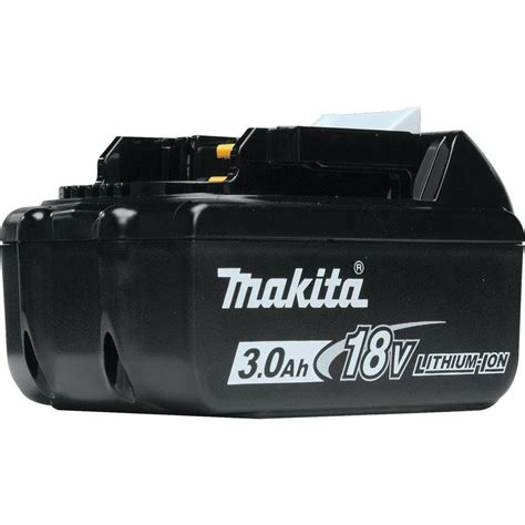makita 18 volt lxt 3 0ah lithium ion battery bl1830 the