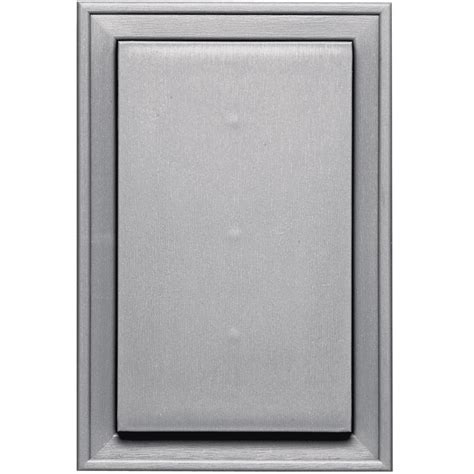 Siding Mounting Blocks Light Fixtures Oldcastle Carlton 10 In X 6 In X 3 In Gray Concrete Retaining Wall Block 16204427 The Home