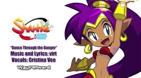 shantae half genie hero ost jake kaufman dance through the danger shantae wiki fandom powered