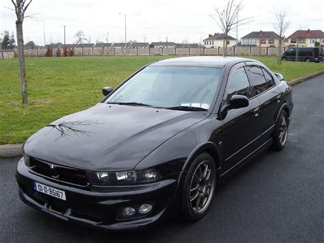Mitsubishi Galant 2002 Black Pixshark Com Images