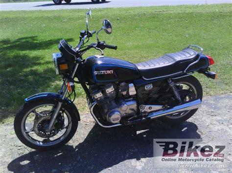 1981 Suzuki Gs750 Suzuki Gs 750 E
