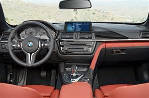 Automotive M A 2014 2015 Bmw M4 Convertible Interior Photo 319429