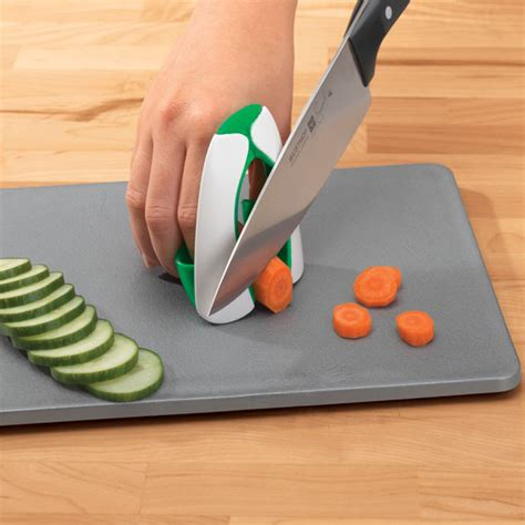 Safe Slice Knife Guard Pelindung Jari safe slice knife guard contemporary by walter