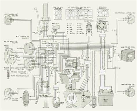 honda xl 125 wiring diagram honda xl 125 carburetor