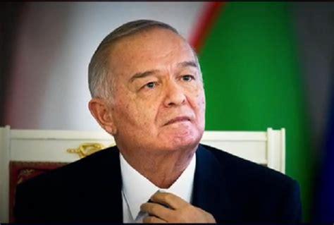 uzbek president islam karimov left placed his daughter guinara uzbekistan islam karimov
