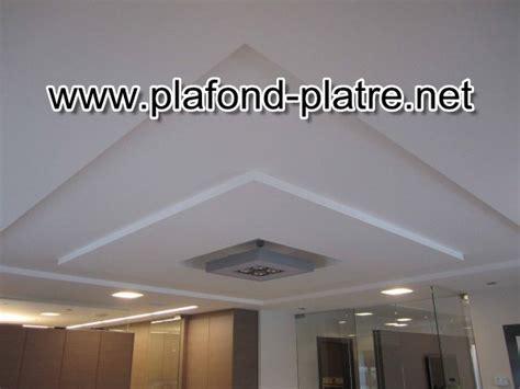 Platre Des Plafonds by Plafond Placoplatre Plafond Platre