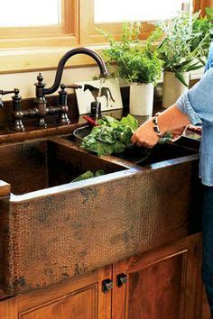valence rustic kitchen faucet in copper brass farmhouse 1000 images about hearth home on pinterest home