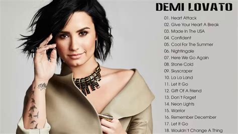 demi lovato all the songs demi lovato greatest hits demi lovato best songs live