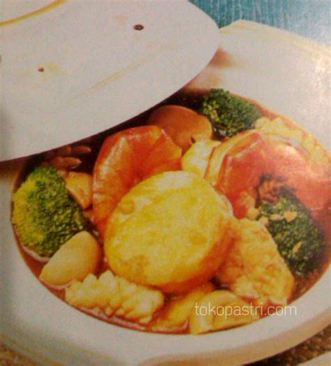 Paket Hemat Mpasi 16 250ml resep cara membuat egg tofu dan seafood tokopastri