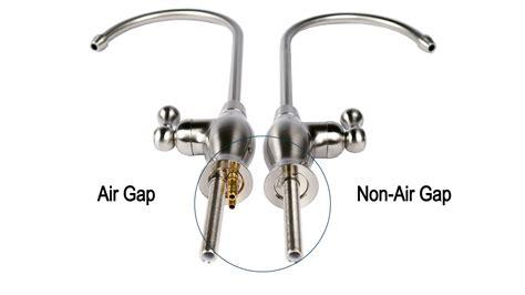 Kitchen Faucet Air Gap by Held Shower Attachment Bathtub Faucet