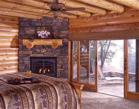 log home bedrooms log cabin bedroom furniture 171 real log style