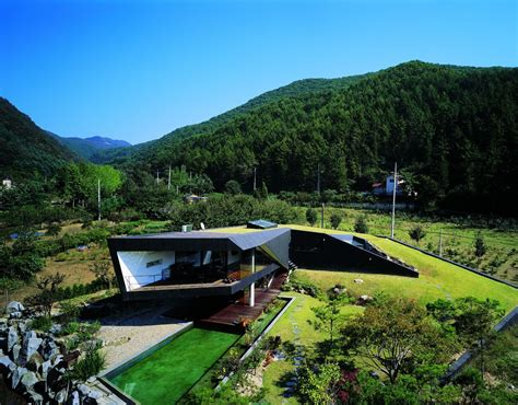Landscape Architecture Korea Exploring The World Of Green Roofs And Underground Homes