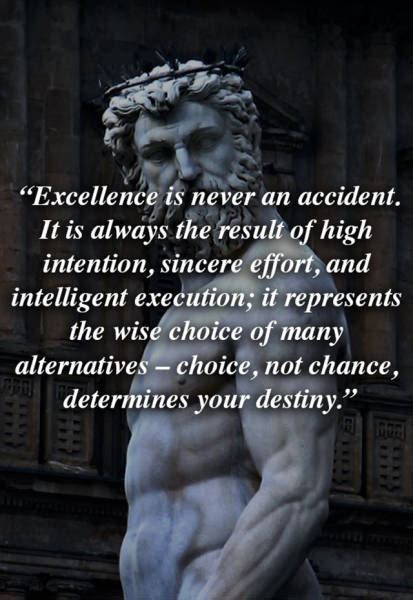 famous aristotle quotes  excellence    accident golfiancom
