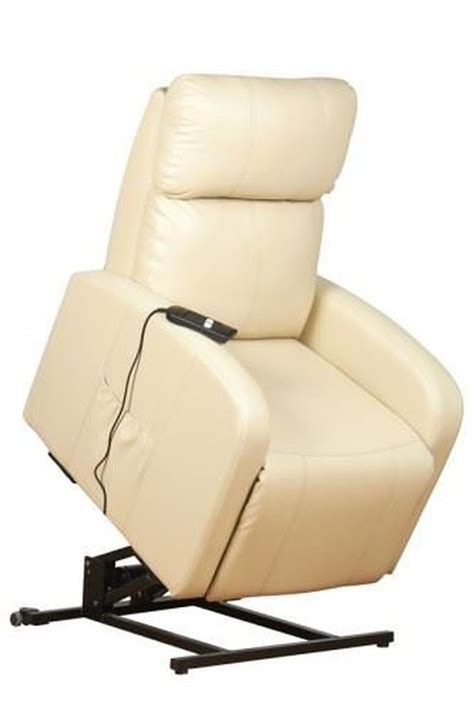 electric riser recliner chairs uk cream rise recline lift armchair elderly care and