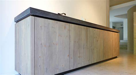 küche beton holz k 252 che k 252 che beton holz k 252 che beton k 252 che beton holz