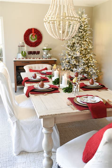how to set a christmas table how to set an informal table 12 days of christmas table
