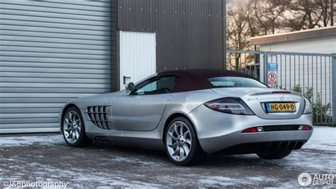 mercedes mclaren 2017 mercedes benz slr mclaren roadster 15 january 2017