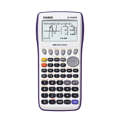 Graphing Calculator Table by Casio Graphing Calculator 002 Ca9750 Backpack Gear Inc