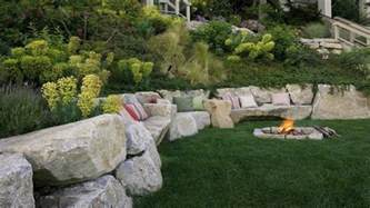 Design For Diy Retaining Wall Ideas Roof Gardens Design Boulder Retaining Wall Design Retaining Wall Ideas Diy Firepit