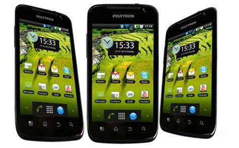 hp polytron wizard  android