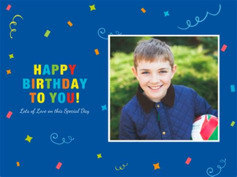 card editor free special birthday fotor photo cards free photo
