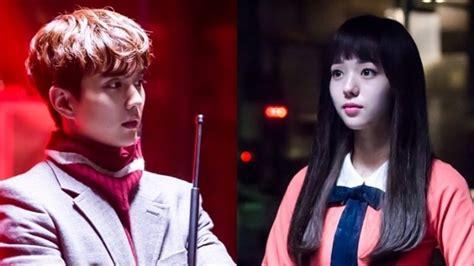 film korea im not robot jadi robot di i m not a robot chae soo bin til cantik