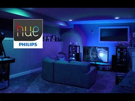 philips hue table l philips hue unboxing review y setup