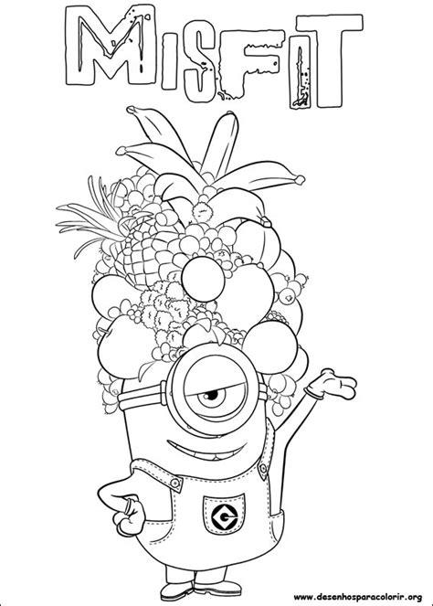 minions coloring pages banana minion banana coloring pages