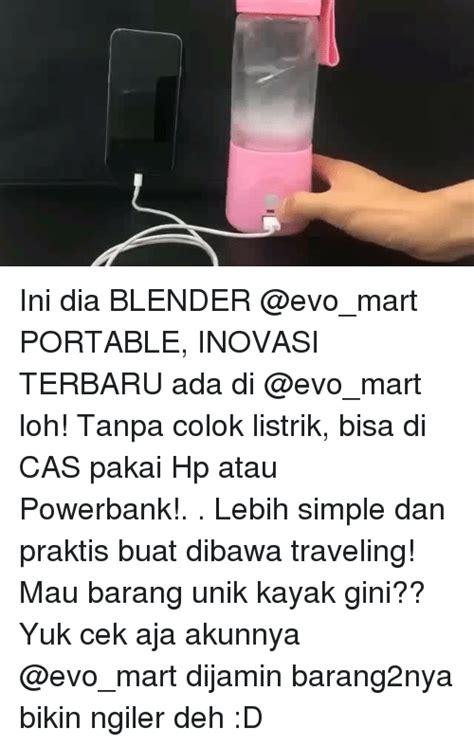 Blender Tanpa Listrik kayak memes of 2016 on sizzle 9gag
