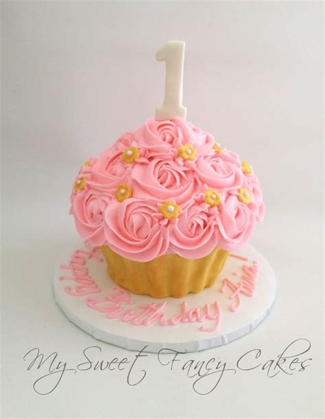 cupcake birthday cake my sweet fancy cakes cupcake smash cake skylar s