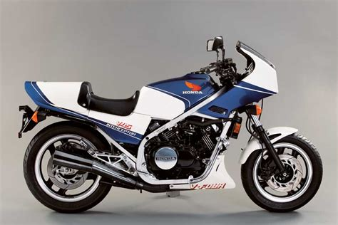 Suzuki Interceptor The Sport Bike The 1983 Honda Vf750f Interceptor