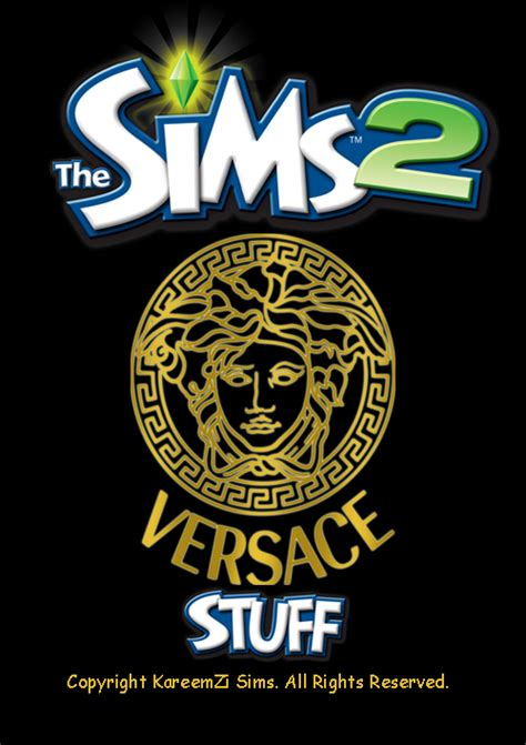 the sims 2 pack the sims 2 versace stuff pack