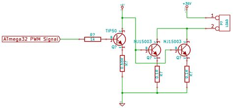 transistor based driver circuit atmega driving a transistor base with pwm electrical engineering stack exchange