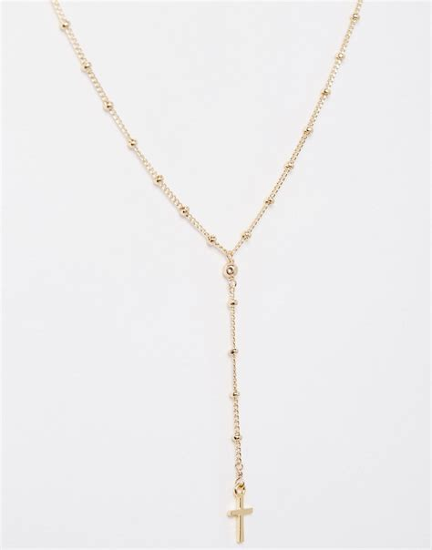 dogeared dogeared gold plated peace beaded y simple