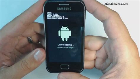 reset samsung backup password samsung shw m240s hard reset factory reset and password