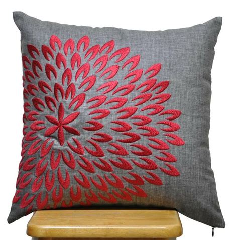 grey patterned throws 43 best images about home decor red gray on pinterest