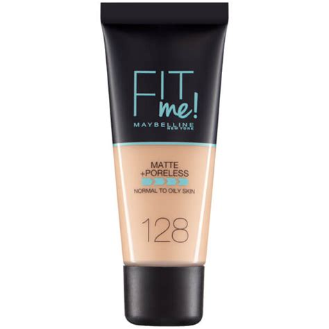 Maybelline Fit Me Liquid Foundation maybelline fit me matte poreless foundation 30ml
