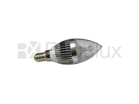 led len e14 cl4 4w led candle l e14 e27 b22 clear lens