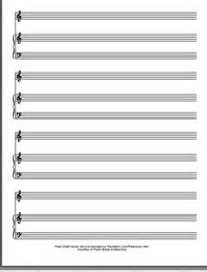 Blank Sheet Piano And Voice by Downloadable Pdf Audio And Files