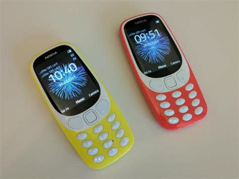 Nokia 3310 Second nokia 3310 everything you need to about the most