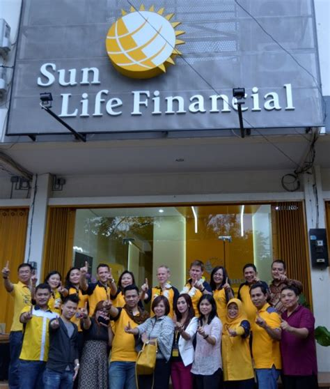 sun life financial indonesia sun life financial syariah profil sun life financial indonesia pt qerja